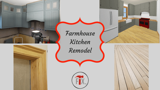 Farmhouse Kitchen Remodel: Part 3 – Execution, Phase II
