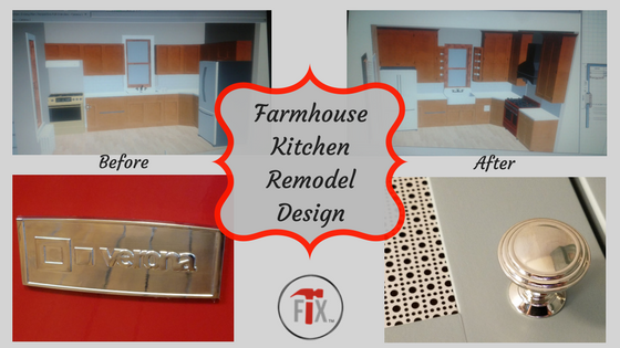 """My Old House""""Fix"""" Farmhouse Kitchen Remodel: Part 2 – Planning & Product Selection"""