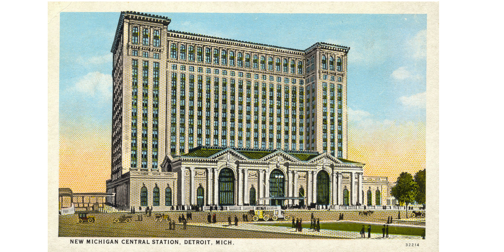 Detroit's Michigan Central Station – Ford's Next Stop