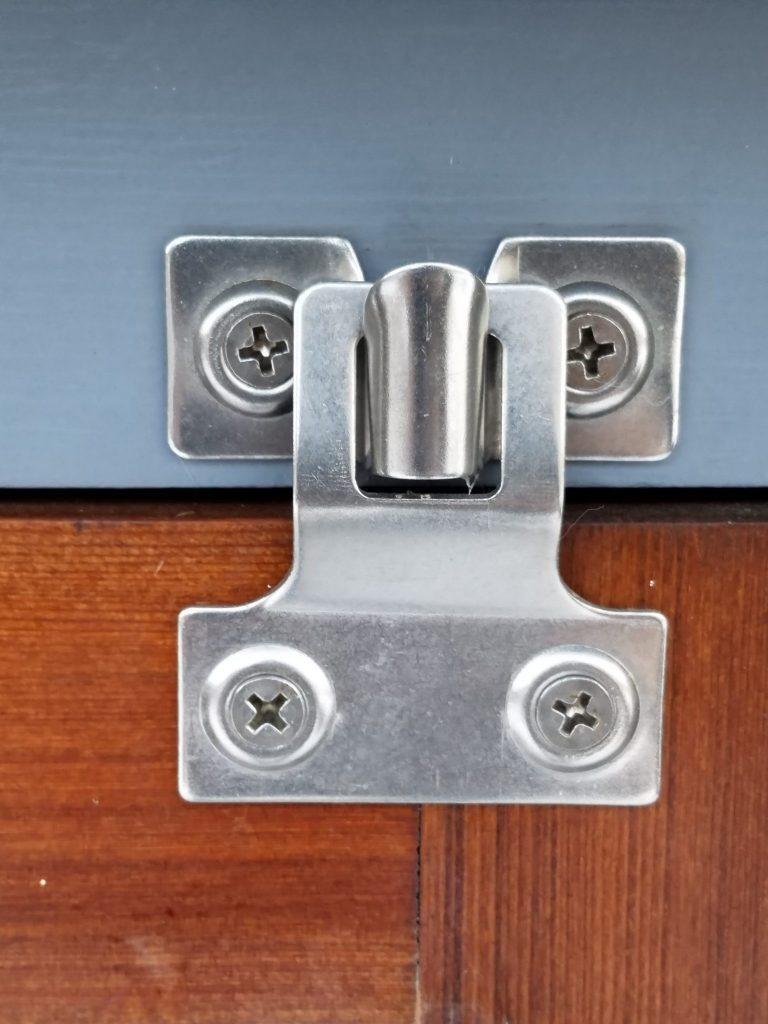 Old House Character Storm Window Hinge