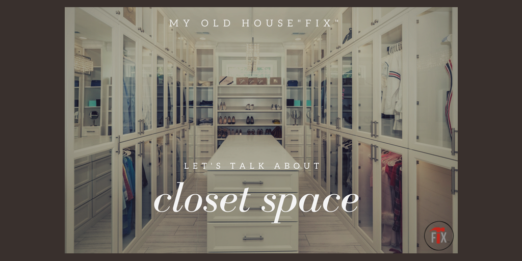 Limited Closet Space? A 4-Step Solution