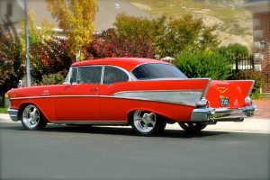 red-for-the-holidays-this-santa039s-cruiser-03457-chevy-bel-air034-ready-for-a-big-bow-3